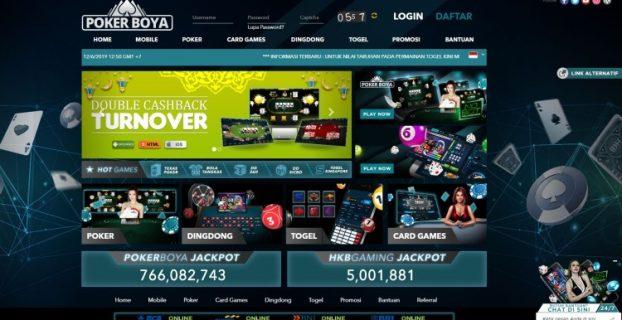 Langkah Membuat Akun PokerBoya Online